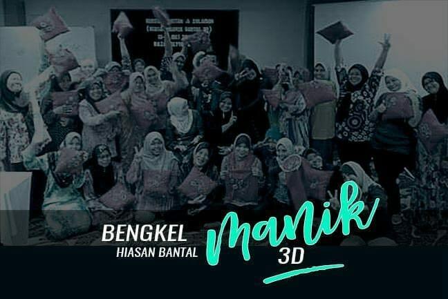 Bengkel-Hiasan-Bantal-Sulam-Manik-3D