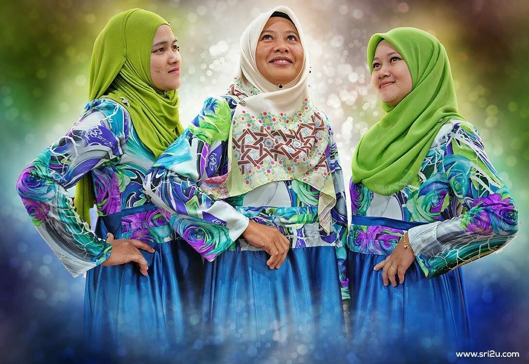 Kursus Jahitan Dress Princess Terkini 2015